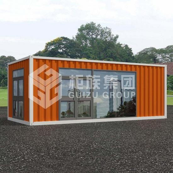 Container prefab office