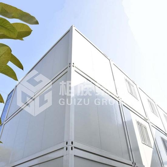 20 feet flat pack container house